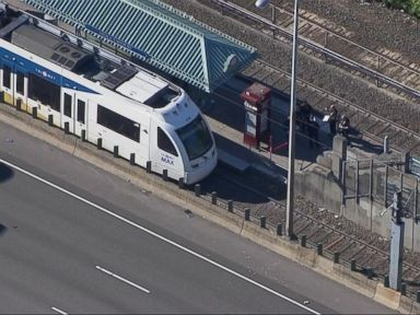 WATCH:  Two dead and another injured after a stabbing on an Oregon light-rail train
