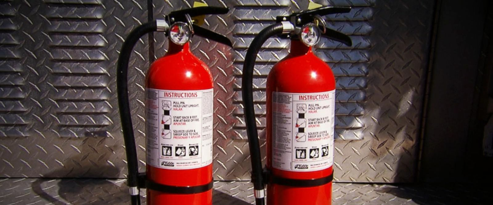 VIDEO: Keeping your family safe from potential fire extinguisher dangers