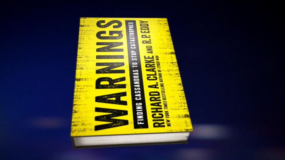 VIDEO: Security expert Richard Clarke opens up about his new book 'Warnings'