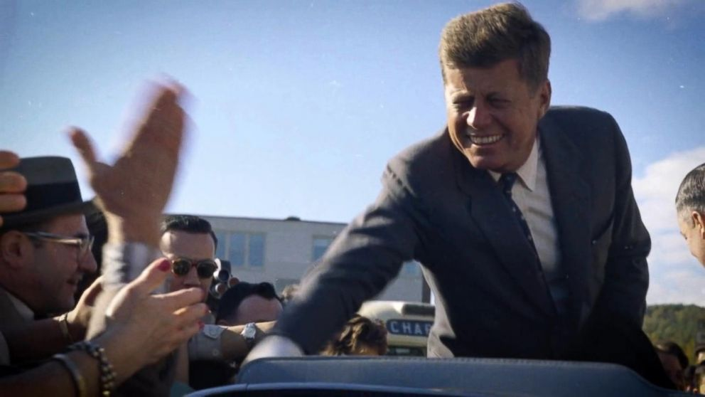 VIDEO: Remembering JFK on his 100th birthday