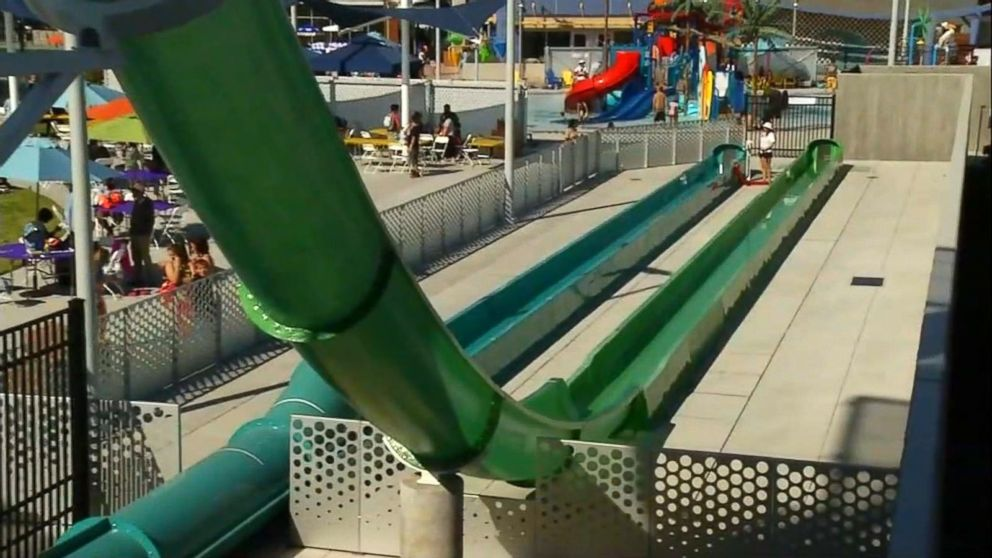 VIDEO: 10-year-old's waterslide accident raises safety concerns
