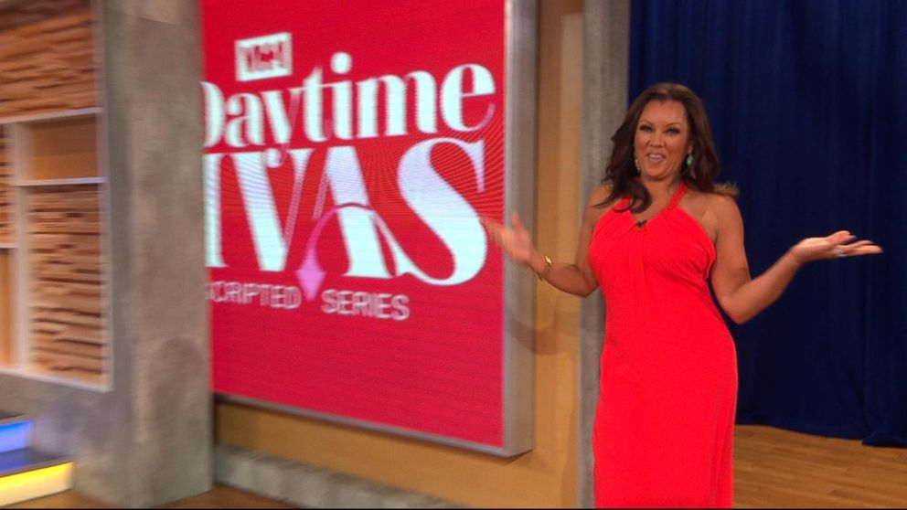 VIDEO: Vanessa Williams opens up about 'Daytime Divas'