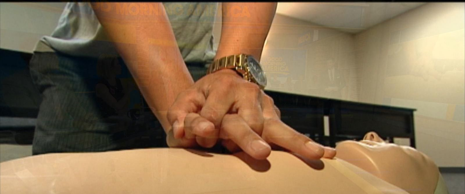 VIDEO: How learning hands-only CPR can help save lives
