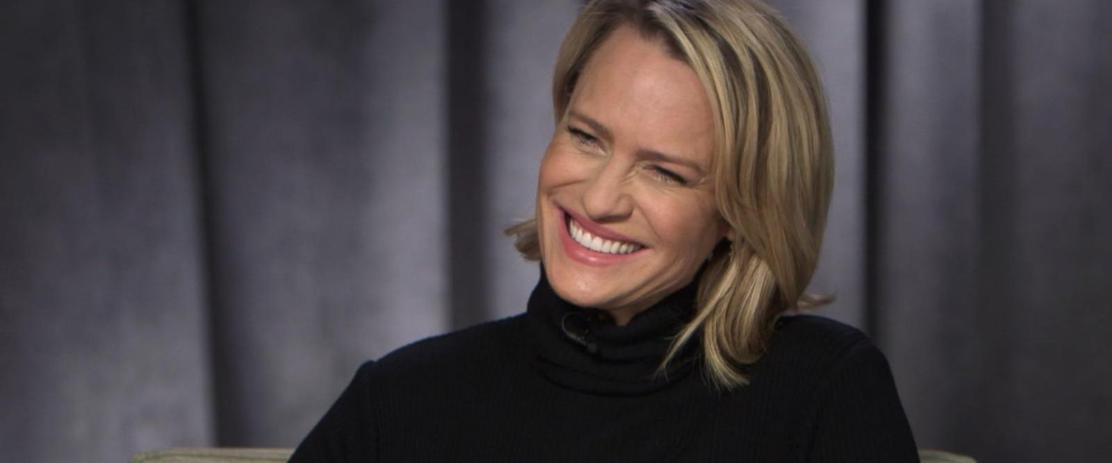 VIDEO: Robin Wright dishes on 'Wonder Woman,' what to expect next on 'House of Cards'