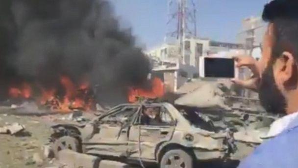 VIDEO: Car bomb kills dozens in Kabul