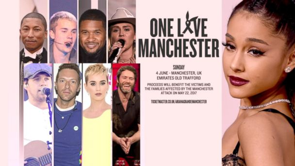 VIDEO: Ariana Grande to return to Manchester for concert