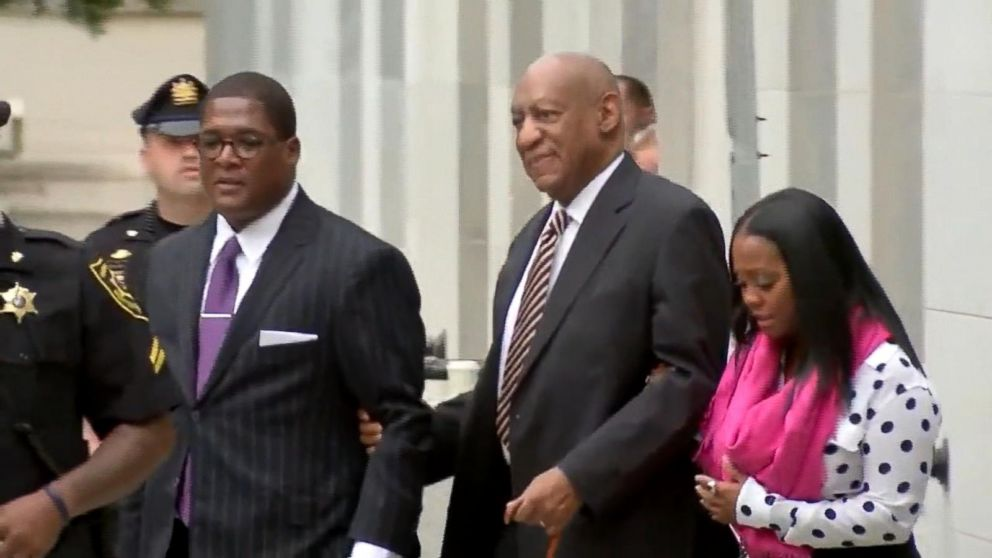 VIDEO: Bill Cosby faces opening arguments in sexual assault trial