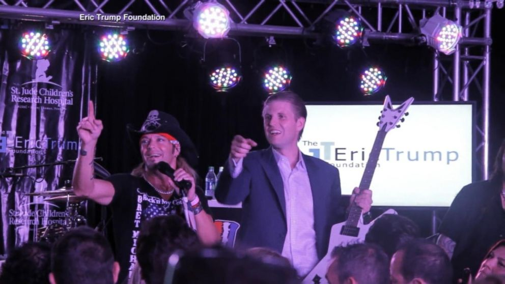 VIDEO: Eric Trump funneled charity money to his business: report