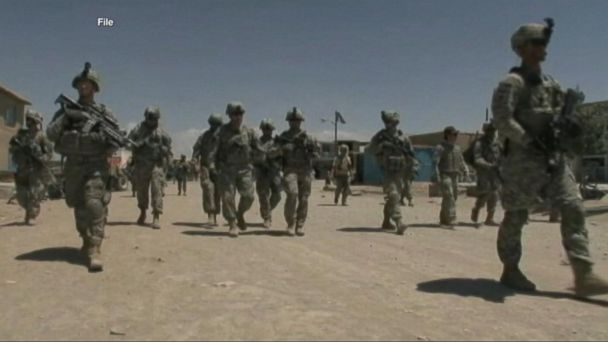 VIDEO: 3 US soldiers killed, 1 wounded in insider attack in Afghanistan