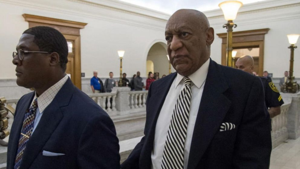 VIDEO: Jury in Bill Cosby's sexual assault trial begins deliberations