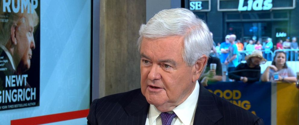 VIDEO: Newt Gingrich on stakes with Jeff Sessions testimony