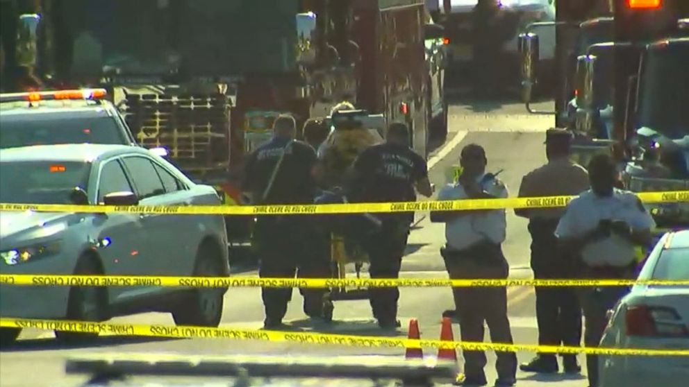 WATCH:  Virginia park shooting eyewitness: 'It felt a lot longer than it was'