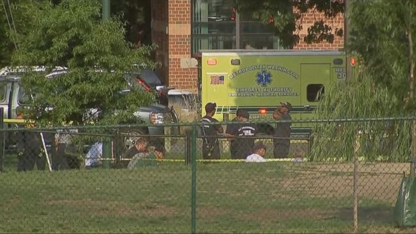 VIDEO: Police are investigating a shooting at a park in Alexandria, Virginia, this morning, and initial law enforcement reports indicate that Rep. Steve Scalise, R-Louisiana, was among those shot.