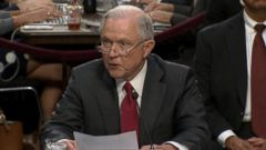 VIDEO: Jeff Sessions denies allegations of collusion with Russia