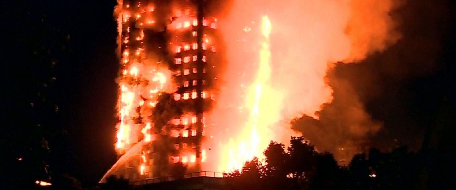 VIDEO: Stories of survival emerge after London high-rise fire