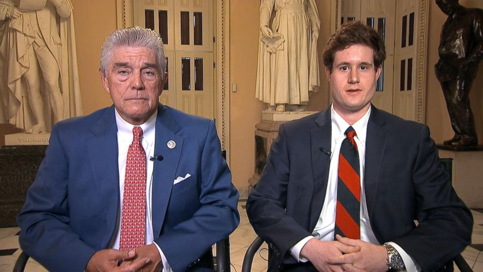 WATCH:  Congressman, wounded aide speak out after GOP baseball shooting