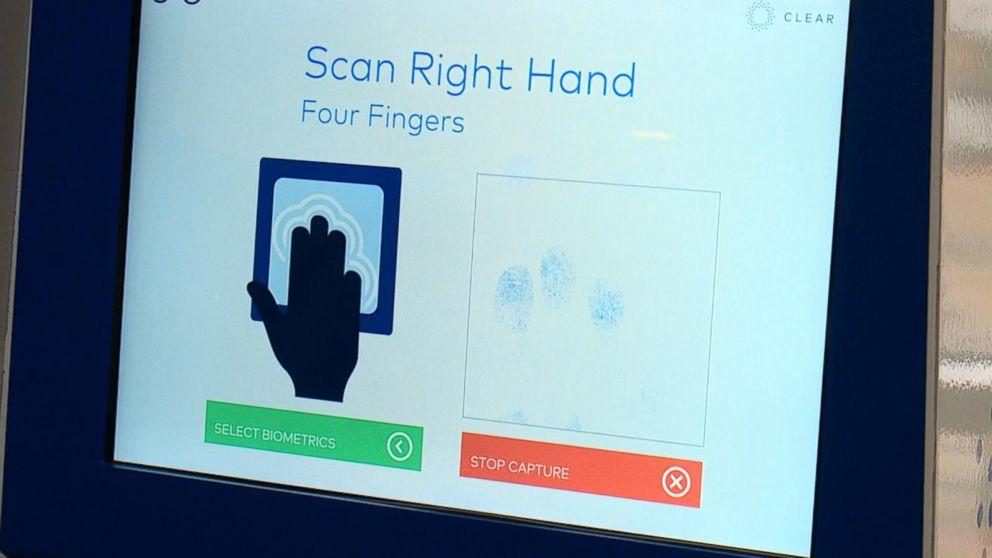 VIDEO: TSA revealing new biometric technology in airports