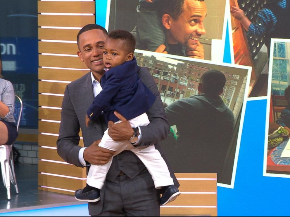 VIDEO: Hill Harper opens up about adoption, single fatherhood