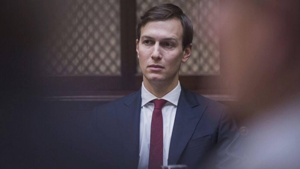VIDEO: Jared Kushner, President Trump's son-in-law and senior adviser, will travel to the Middle East this week in pursuit of Israeli-Palestinian peace negotiations.