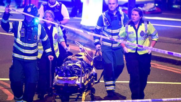 VIDEO: At least 1 dead after 'horrific terrorist attack' in London, says mayor
