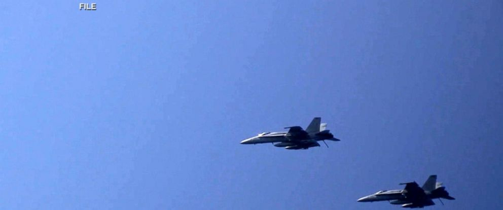 VIDEO: US shoots down Syrian warplane