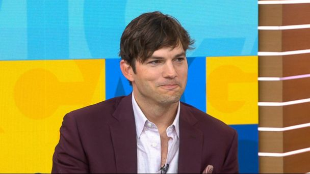 VIDEO: Ashton Kutcher says watching 'The Bachelorette' with Mila Kunis is 'greatest guilty pleasure'