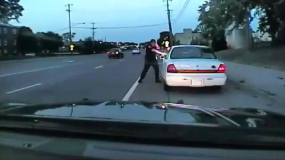VIDEO: Newly-released video shows fatal police shooting of Philando Castile