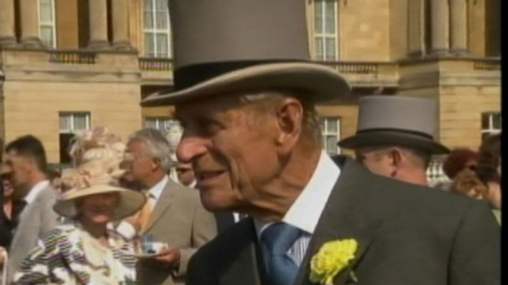 VIDEO: Prince Philip hospitalized in London