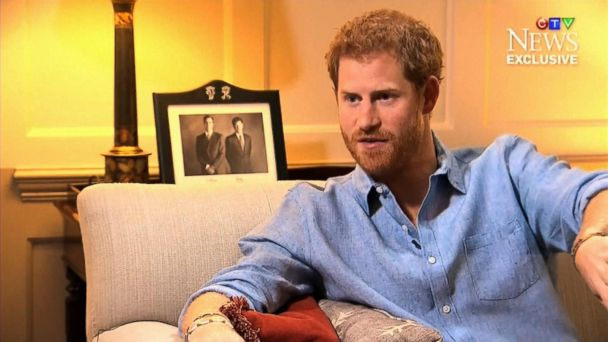 VIDEO: No royal wants to be king or queen, Prince Harry says