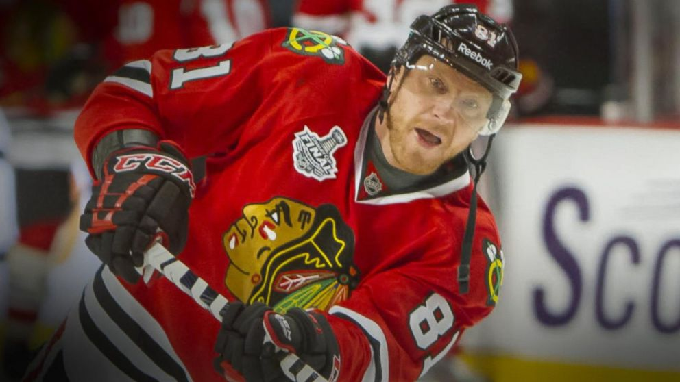 VIDEO: Bizarre medical mystery could force NHL star to retire