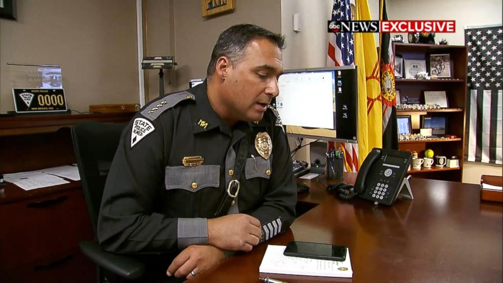 VIDEO: Police chief pleads with author to end treasure hunt