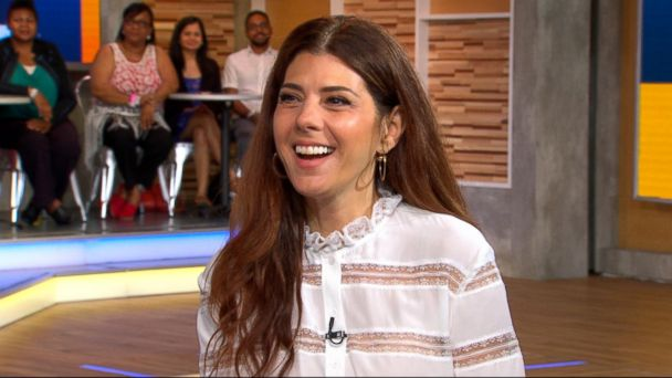 VIDEO: Marisa Tomei dishes on 'Spider-Man: Homecoming'