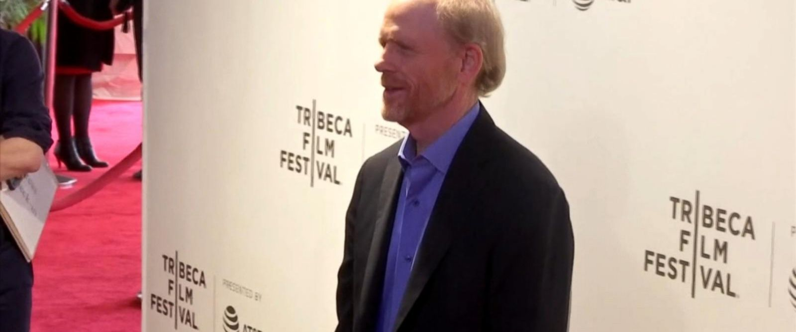 VIDEO: Ron Howard takes over 'Han Solo' spinoff movie