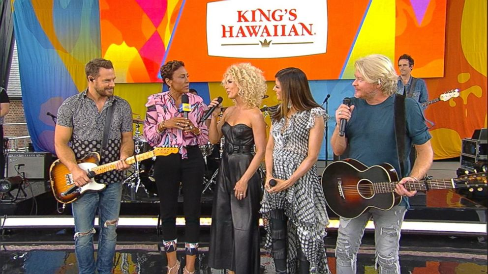 VIDEO: Catching up with Little Big Town live on 'GMA'