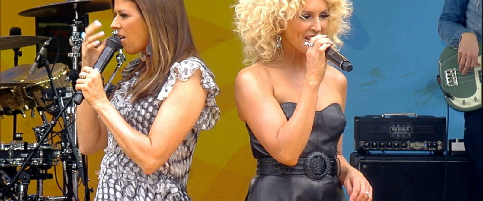 VIDEO: Little Big Town performs its fan favorite 'Pontoon' live on 'GMA'