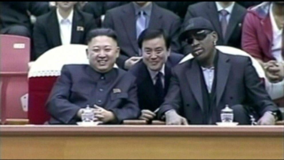 VIDEO: Dennis Rodman says North Korea visit was 'worth it' amid criticism