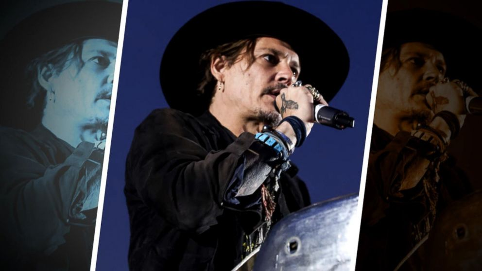 VIDEO: Johnny Depp jokes about assassinating the president