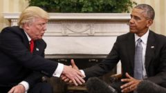 VIDEO: Trump reacts to Washington Post report that Obama administration was aware of Russia hacking plot