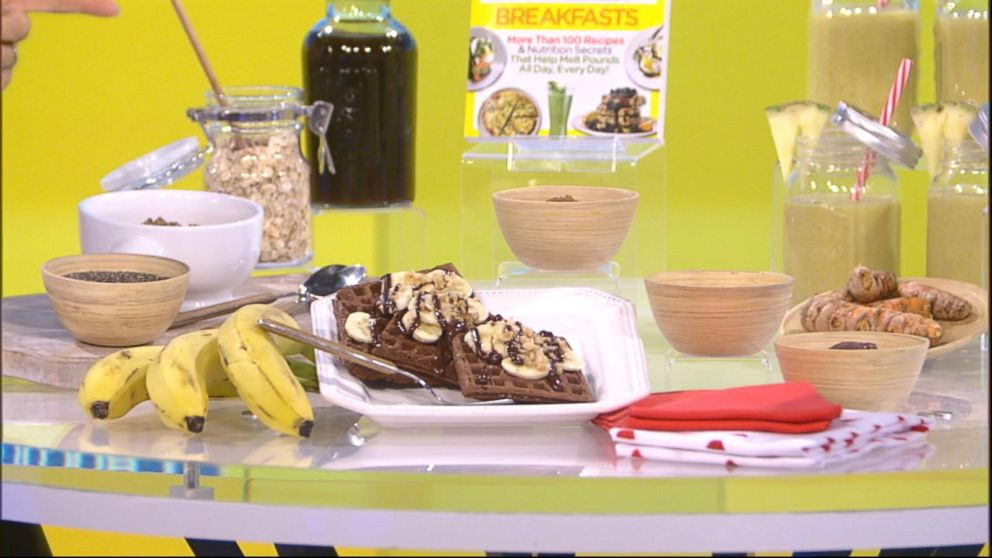 VIDEO: Starting the day with a delicious, healthy breakfast