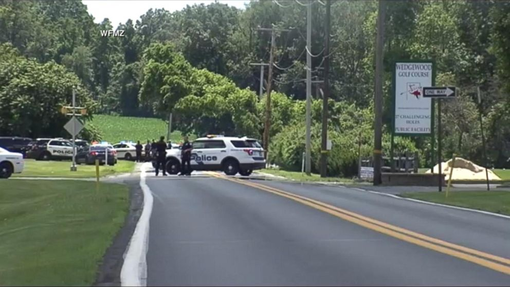 VIDEO: 9-hour armed standoff ends in murder-suicide
