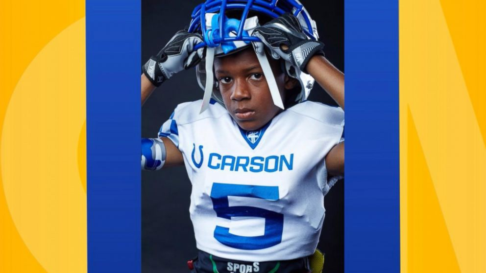 VIDEO: 9-year-old receives college football scholarship offer