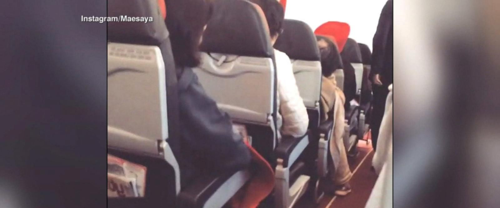 VIDEO: Video shows extreme turbulence on AirAsia flight