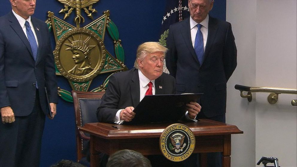 VIDEO: Supreme Court could take action on Trump's travel ban