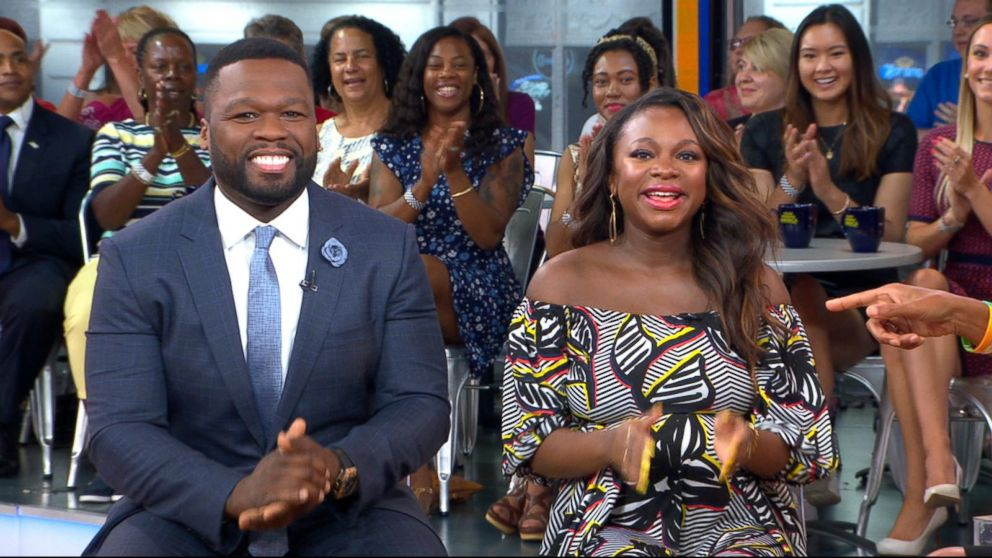 VIDEO: 50 Cent and Naturi Naughton dish on the new season of 'Power'
