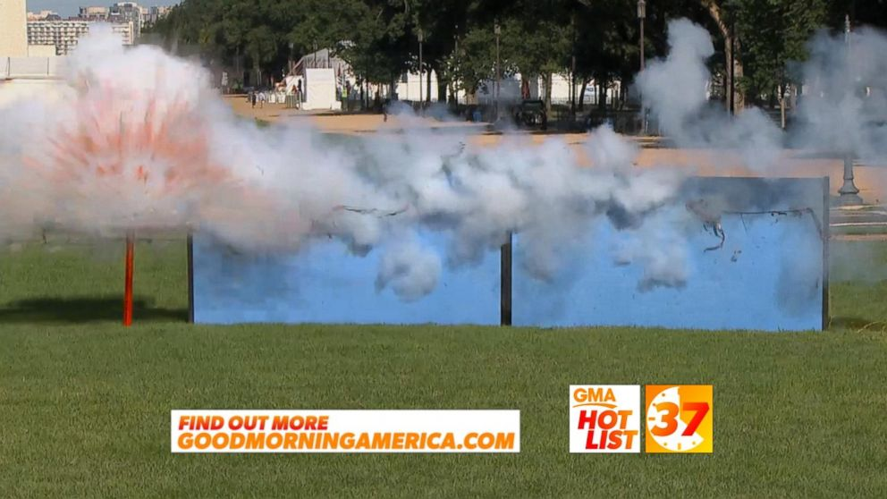 VIDEO: 'GMA' Hot list: Firework safety tips for the Fourth of July holiday