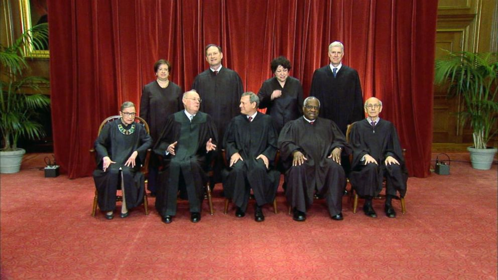 VIDEO: Supreme Court partially upholds Trump's travel ban
