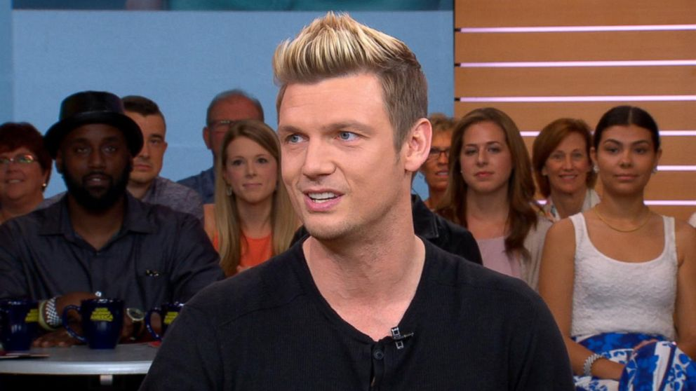 VIDEO: Nick Carter dishes on his new singing competition show 'Boy Band'