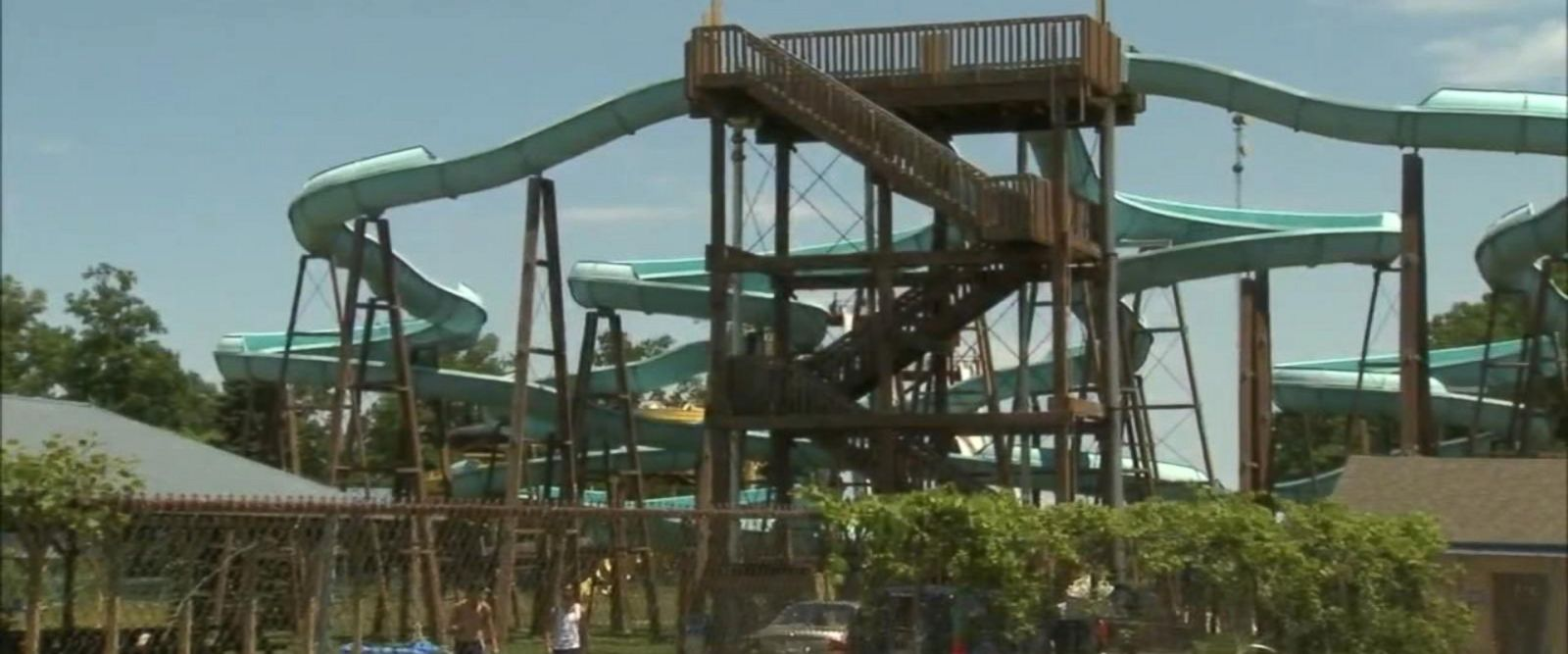 VIDEO: 5 children sickened by 'cloud of chlorine gas' at pool