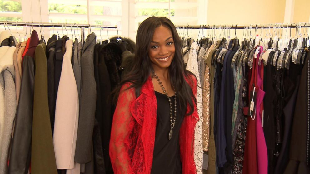 VIDEO: Bachelorette Rachel Lindsay's style secrets