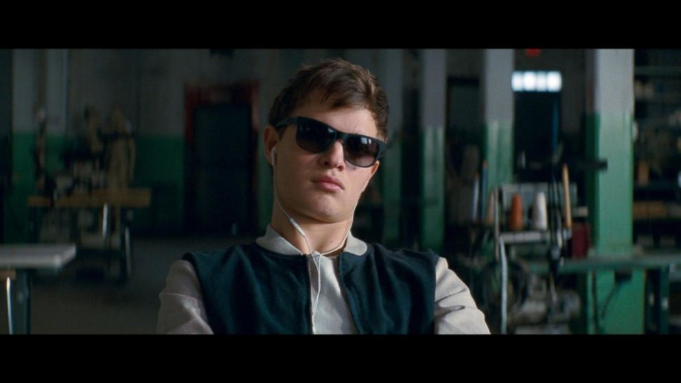 VIDEO: Ansel Elgort dishes on 'Baby Driver'